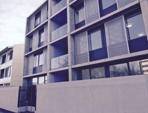 Wohnen auf dem Campus vom Ara: O-House