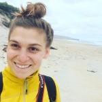 Neuseeland Stipendium Stipendiatin Laura