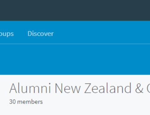 Neue Alumni-Gruppe auf LinkedIn!