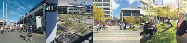 Bilder Otago Polytechnic
