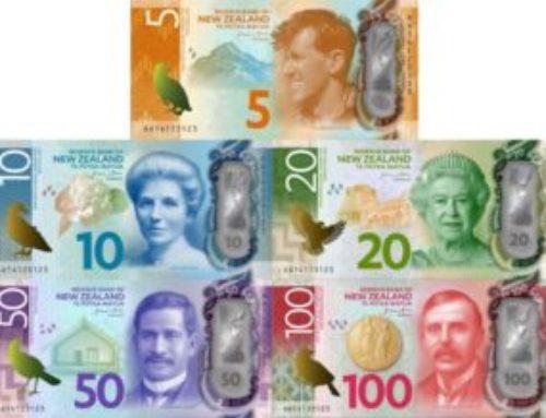 Geldtransfer und Bankkonto in Neuseeland
