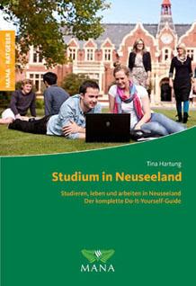 Studium in Neuseeland - Buch